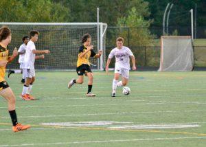 Bruins Boys Varsity Soccer September 12: vs Northeast
