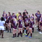 Girls JV Soccer vs South River photos