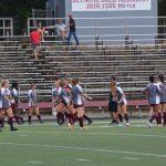 Girls Varsity Soccer:  Bruins vs Seahawks