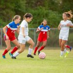 Girls JV Soccer Defeats Old Mill 6-0 – Photo Link