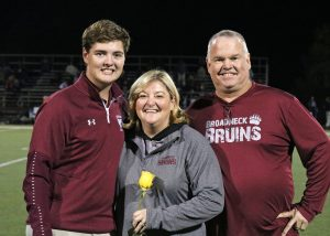 2019 October 25 Senior Night Golf, Unified Tennis, and Cross Country
