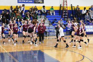 JV Volleyball County Championship