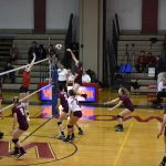 Volleyball wins Quarterfinal! 3-1 against Wootton