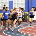 GIRLS TRACK: Inter-County Scrimmage Photos