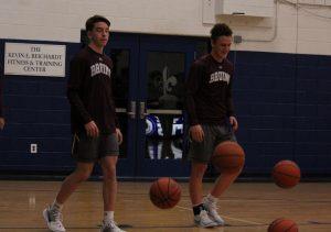 Boys Varsity Basketball vs. St. Mary's 12/12/19