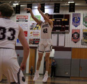 Boys Varsity Basketball vs. Reservoir 12/18/19