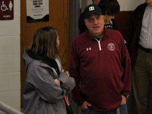 Coach Kaz Court Dedication, Meet and Greet 1/3/20