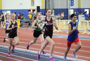 AACPS North vs South Track Photos Jan. 13, 2020