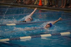 BHS swim meet 1.18.20