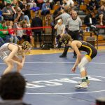 Wrestling County Championships- Finals Matches