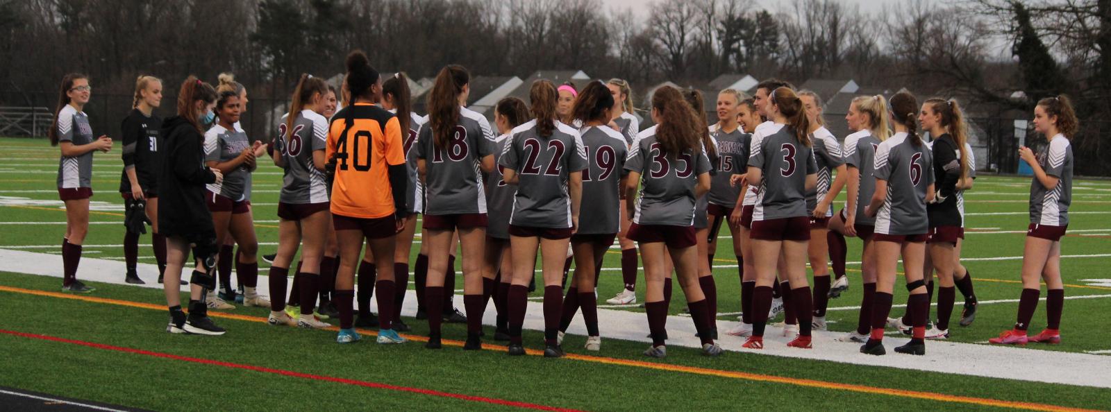 Girls Varsity Soccer vs. Annapolis 3/23/21