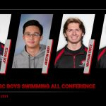 Congratulations to our Boys Swimming SWSC All Conference Winners!