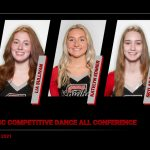 Congratulations to our Competitive Dance SWSC All Conference Winners!