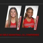 Congratulations to our Girls Basketball SWSC All Conference Winners!