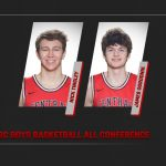 Congratulations to our Boys Basketball SWSC All Conference Winners!