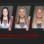Congratulations to our Gymnastics SWSC All Conference Winners!