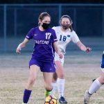 Hanford Girl's JV Soccer - vs Walla Walla