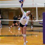 Hanford Girl's Varsity Volleyball - vs Walla Walla