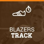 BLAZER TRACK APPAREL SALE