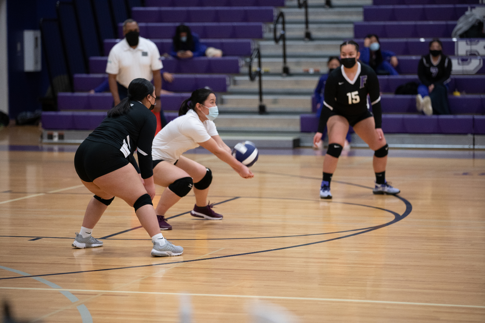Foster Volleyball