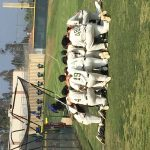 Damien High School Varsity Baseball beat Los Osos High School 13-3