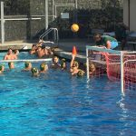 Damien High School Boys Varsity Water Polo beat Upland High School 20-3