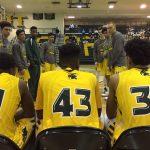 Damien High School Boys Varsity Basketball beat Kaiser High School 89-66