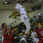 Senior, Basketball Player, Justin Hemsley Named to Open Division All CIFSS Team.