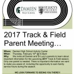 2017 Track and Field Parent Meeting