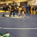 Wrestler, David Acosta, on to the Masters Meet