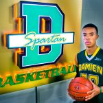 Damien's Cameron Shelton – SGV Tribune Basketball Player of the Year