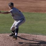 Damien Grad, Matthew Amrhein '16, Fitting Right in with Cal Baptist Baseball