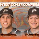 Damien grad, James Free '16, Earns Big Honor for Pacific Baseball