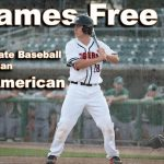 James Free '16, Collegiate Baseball Freshman All-American