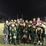 Boys Varsity Soccer beats La Habra 2 – 1