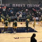 Boys Varsity Basketball beats De La Salle – De La Salle MLK Event 61 – 52