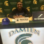Warren Bryan Makes it Official, Commits to the United States Air Force Academy