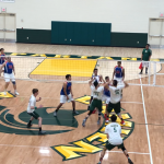 Boys Varsity Volleyball beats Los Altos/Hacienda Heights 3 – 1