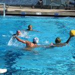 Water Polo Victorious in the First Round of the Playoffs