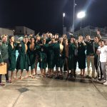 Water Polo Finishes League Play Undefeated and Baseline League Champions