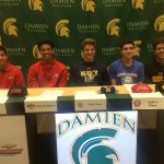 Damien Recognizes New NCAA Commits