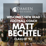Damien names Matt Bechtel Head Football Coach
