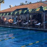Varsity Swimming beats Etiwanda 136 – 44