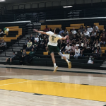 Varsity Volleyball, On Senior Day beats Claremont 3 – 0