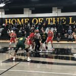 Varsity Basketball beats Troy 77 – 51