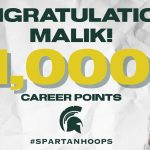 Malik Thomas Reaches Career Milestone
