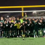 Varsity Soccer Brings Home the Cup