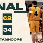Varsity Basketball beats La Mirada 62 – 34