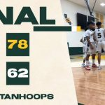 Basketball Victorious in Opening Round of CIFSS Playoffs