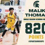 Malik Thomas Continues to Make His Mark
